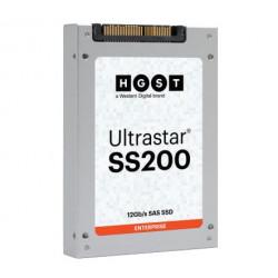 2.5'' SSD SFF SAS 12Gb\s HGST ULTRASTAR SS200 1.6TB SAS (1.6TB DWPD = 3)