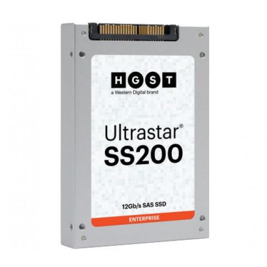 2.5'' SSD SFF SAS 12Gb\s HGST ULTRASTAR SS200 800GB SAS (800GB DWPD = 3)